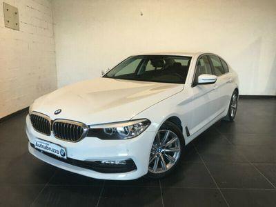 usata BMW 520 Serie 5 d Business