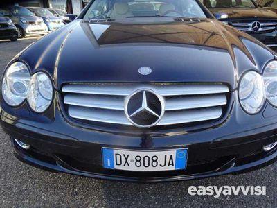 usado Mercedes SL350 blueefficiency benzina