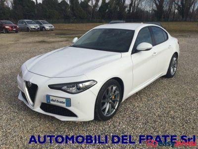 usata Alfa Romeo Giulia 2.2 Turbodiesel 180 CV AT8 Sup