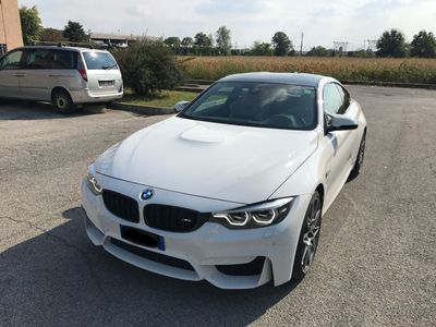 usata BMW M4 Competition Package 450 CV