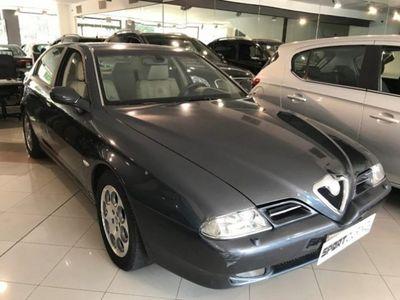 gebraucht Alfa Romeo 166 3.0i V6 24V cat Super PELLE NAVIGATORE POCHI KM