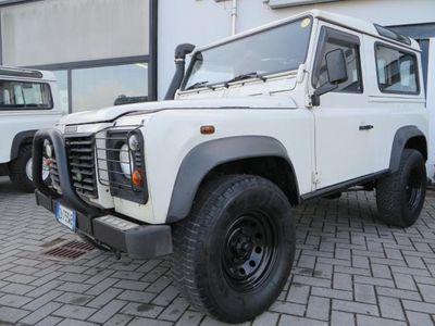 usado Land Rover Defender 90 2.5 Td5 **AUTOVETTURA 7 POSTI/CLIMA/GANCIO TRA*