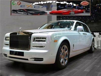 usata Rolls Royce Phantom 6.7 Ewb Usato