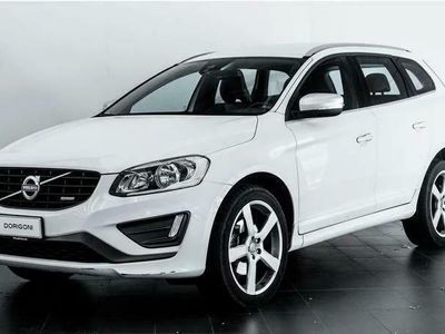 used Volvo XC60 D4 AWD Geartronic R-design kinetic