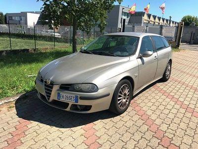 used Alfa Romeo 156 156 21.9 JTD 16V SW Distinctive
