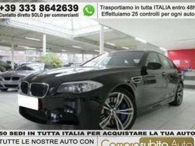 usata BMW M5 M5Benzina