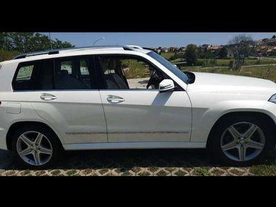 usata Mercedes GLK350 CDI 4M. Premium