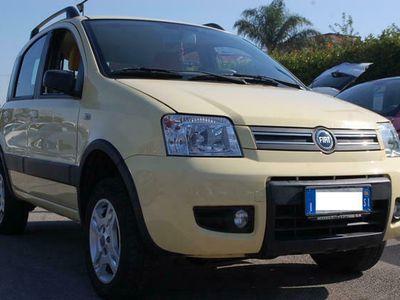 usata Fiat Panda 4x4 1.3 MJT 69CV 16V Climbing Lega Clima Km-103656