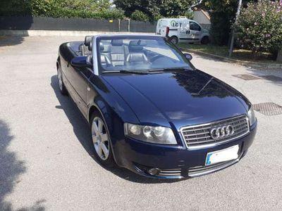 usata Audi A4 Cabriolet A4 2.5 V6 TDI