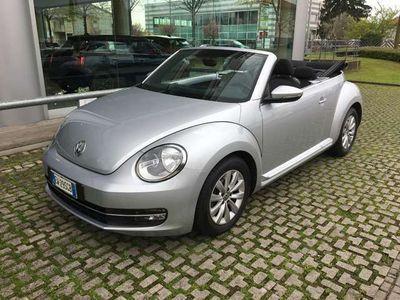 usata VW Maggiolino CABRIO 1.6TDI 105CV DESIGN