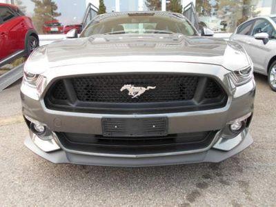 brugt Ford Mustang GT Fastback 5.0 V8 TiVCT - Autom. - Washinton Grey