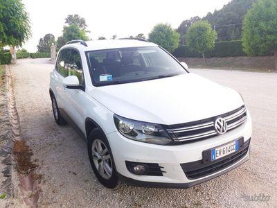 usata VW Tiguan 1ª serie - 2014