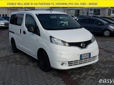 usado Nissan Evalia 1.5 dCi 8V 110 CV Acenta 7 POSTI