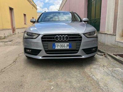 usata Audi A4 A4Avant 2.0 TDI 190CV S tr. S line ed.