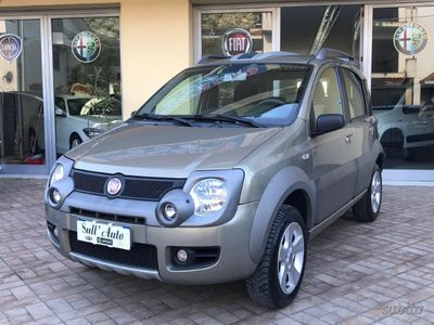 gebraucht Fiat Panda Cross 1,3 MULTIJET 4X4 2009