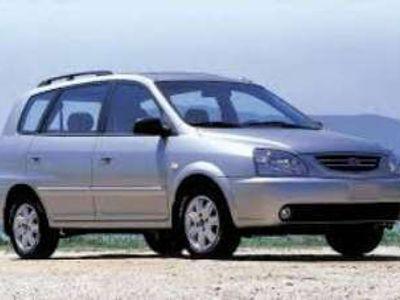 usata Kia Carens 1.6 16V Family Benzina