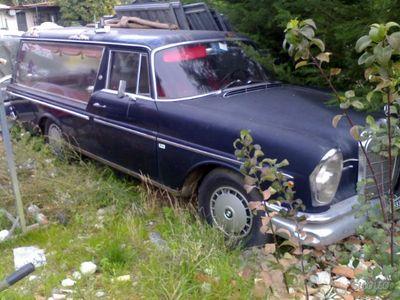 käytetty Mercedes 230 s funebre - marciante Anni 60
