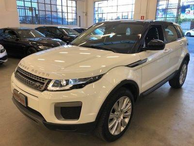 gebraucht Land Rover Range Rover evoque urban attitude edition