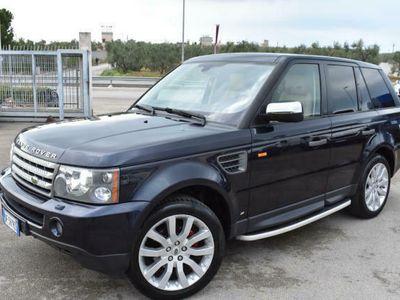 używany Land Rover Range Rover Sport 2.7 TDV6 HSE Navi, Pelle Totale