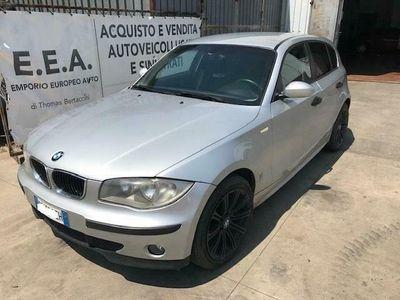 brugt BMW 118 Serie 1 (E87) cat 5 porte
