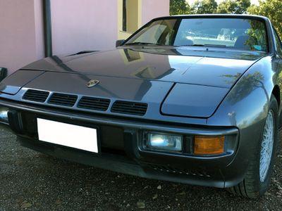 usado Porsche 924 turbo, 177 cv