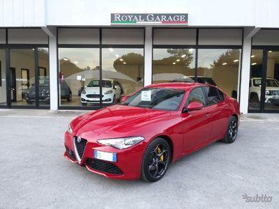 gebraucht Alfa Romeo Giulia TD180cv AT8 Sport Edition - 2018