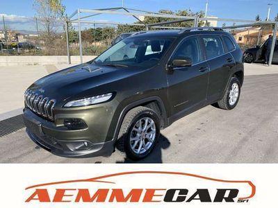 usata Jeep Cherokee 2.0 Mjt II 170CV 4WD Longitude