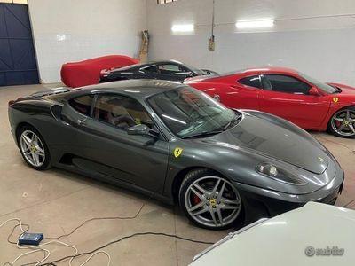 usata Ferrari F430 F1 coupè - grigio silverstone -