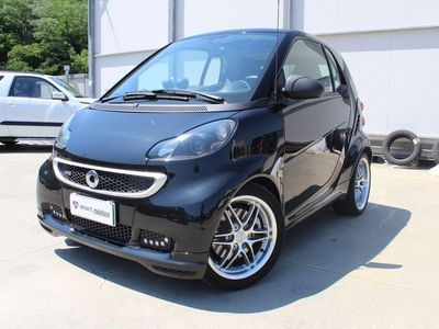 brugt Smart ForTwo Coupé fortwo 1000 75 kW BRABUS Xclusive