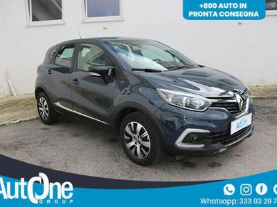 usata Renault Captur 1.5 DCI 90 CV ENERGY BUSINESS NAVI DISPLAY TOUCH