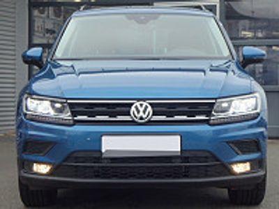 usata VW Tiguan Comfortline Tsi +18 Zoll+acc+led+navi+kam