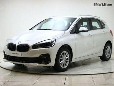 usata BMW 216 Serie 2 Active Tourer i Business nuova a Milano