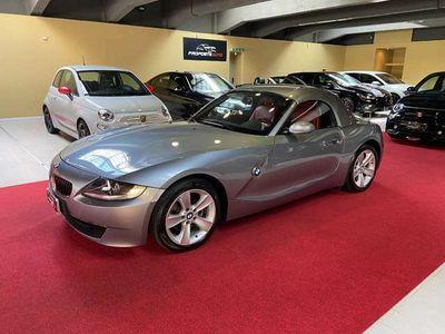 usata BMW Z4 2.0i cat Roadster 150 CV HAIRTOP PELLE ROSSA TG