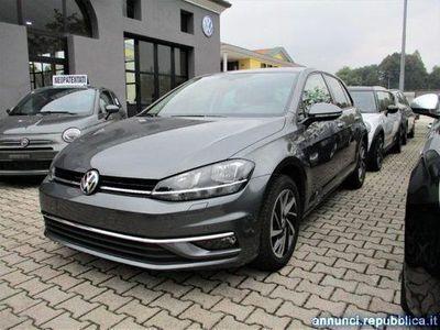 usata VW Golf 1.6 TDI Euro 6D - 2019 - NAVI/AppConnect/Bizona Mogliano Veneto