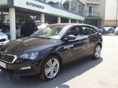 second-hand Skoda Scala 1.6 TDI SCR DSG Ambition nuova a Cuneo