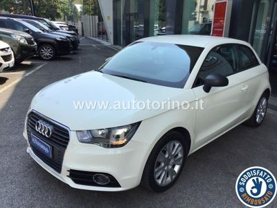 usata Audi A1 A11.6 tdi Ambition 105cv