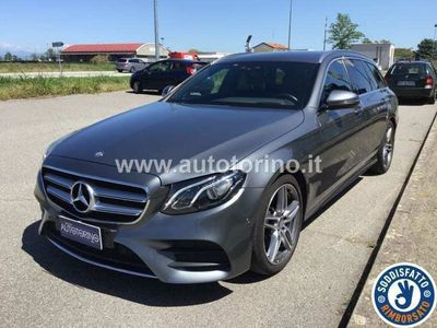 usata Mercedes 220 CLASSE E SW E SWd Premium Plus auto