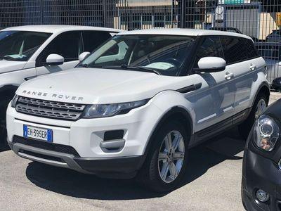 usata Land Rover Range Rover evoque Evoque 2.2 sd4 Pure 190cv 5p
