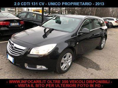 usado Opel Insignia 2.0 CDTI 131 CV Sports Tourer
