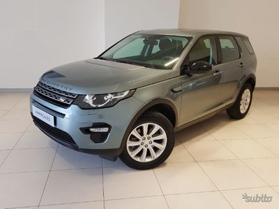 used Land Rover Discovery Sport 2.2 TD4 S *autocarro