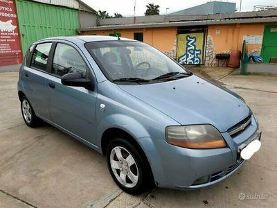 usata Chevrolet Kalos 1.2 benzina 5 porte 124000km