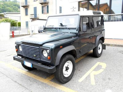 brugt Land Rover Defender 90 2.4 TD4 Station Wagon E