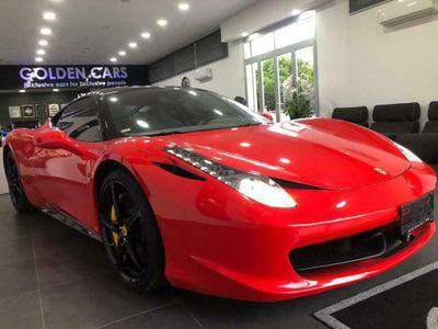 usata Ferrari 458 Italia DCT 4.5 570 CV
