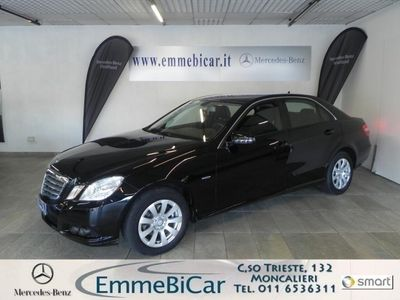gebraucht Mercedes E200 CDI BlueEFFICIENCY Executive