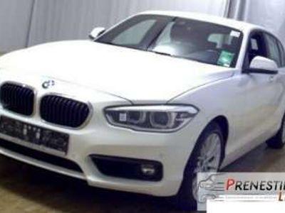 usata BMW 120 d 5p. Advantage Navi Led Pdc Diesel