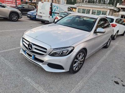 usata Mercedes C200 d Auto Sport