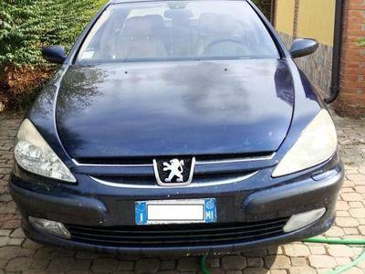 second-hand Peugeot 607 2.2 HDi FAP Avorio