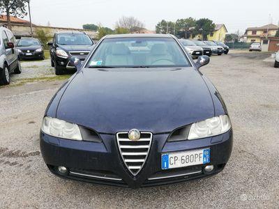 usata Alfa Romeo 166 2.4 diesel cambio automatico