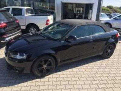 usata Audi A3 Cabriolet A3 tdiesel Diesel