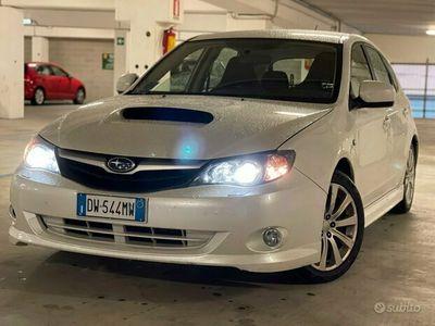 usata Subaru Impreza 2.0 D 150 CV 2009 4x4 1 PRO